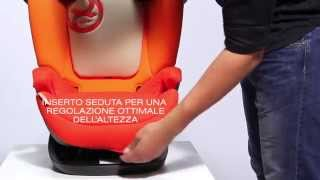 Seggionlino Auto CYBEX Pallas Mf-fix Video