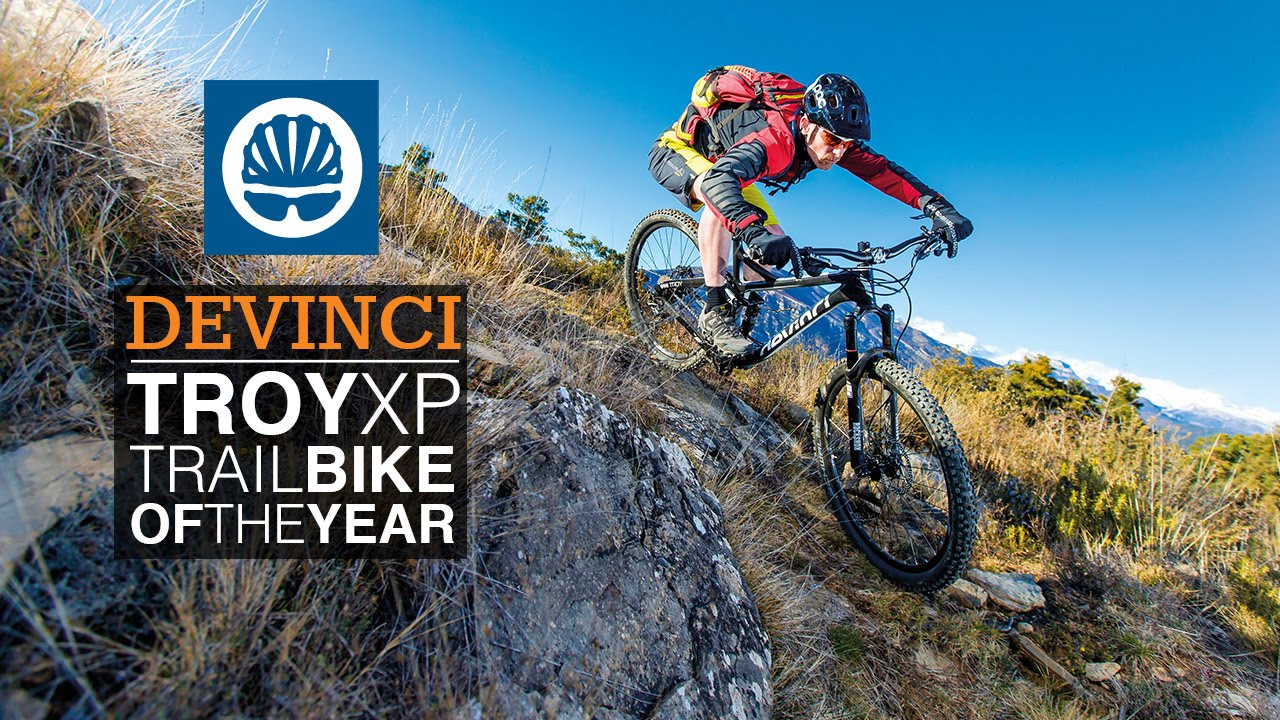 2043d4848d4 Devinci Troy Carbon - Trail Bike of the Year - Contender - YouTube