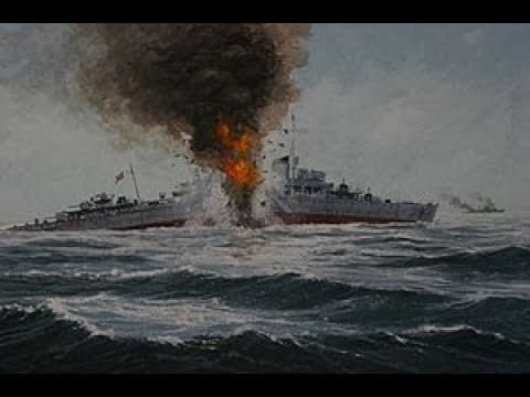 The Battle of the Barents Sea