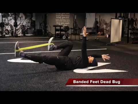 17 Dead Bug Variations To Help with Core Strength and Low Back Pain