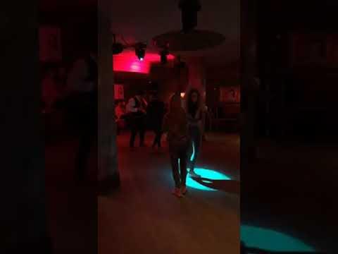 Dancing to Ziad Bourji - Shou Helou (Dj Sehlia Bachata remix) at Bailadura in London with FADI K