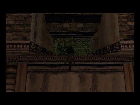Tomb Raider: The Last Revelation [PS] - Tutorial Gameplay