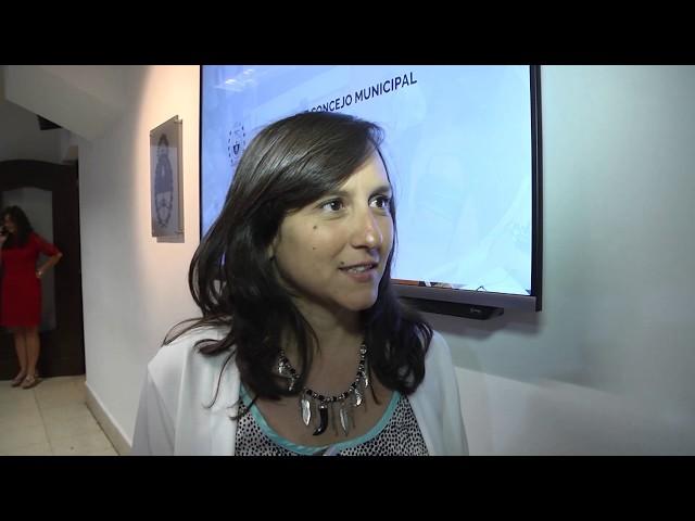 Laura Mondino - Cupo femenino de artistas en los eventos culturales