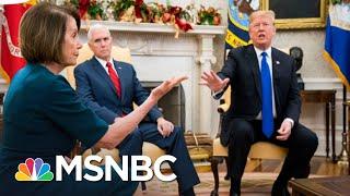 Despite Coronavirus Crisis, Trump and Pelosi Haven't Spoken In Months   The 11th Hour   MSNBC