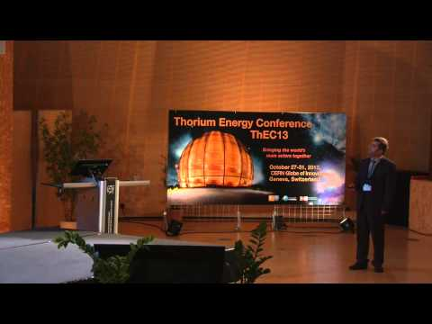 Global and Turkish Perspectives of Thorium Fuel for Nuclear Energy   Muammer Kaya   Osmangazi   ThEC