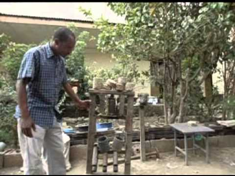 briquette from waste