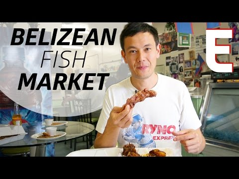 Visit LA's Belizean Fish Market For Whole Fried Fish And Plantains—Dining On A Dime