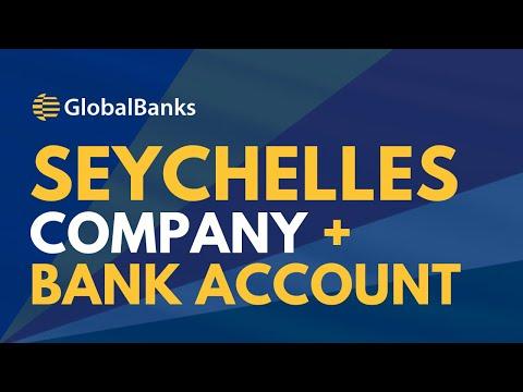 Seychelles Company and Bank Account