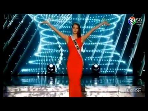 "Miss Universe 2015  | Miss SLOVENIA "" Dream walk"" on stage FULL VIDEO"
