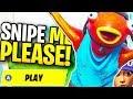 🔴STREAM SNIPE ME PLEASE!  // Fortnite Xbox Stream // Fortnite Gameplay + Tips! (Pre-Recorded)