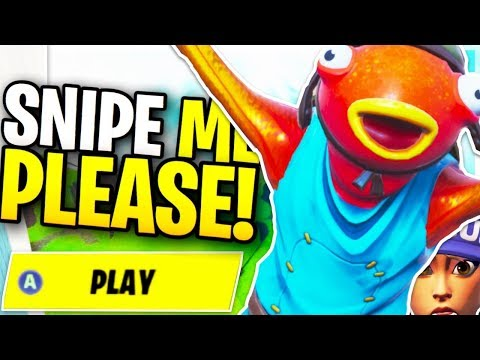 🔴STREAM SNIPE ME PLEASE!  // Fortnite Xbox Stream // Fortnite Gameplay + Tips! (Pre-Recorded)