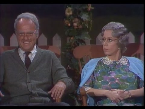 The Old Folks: Anniversary Present from The Carol Burnett  full sketch
