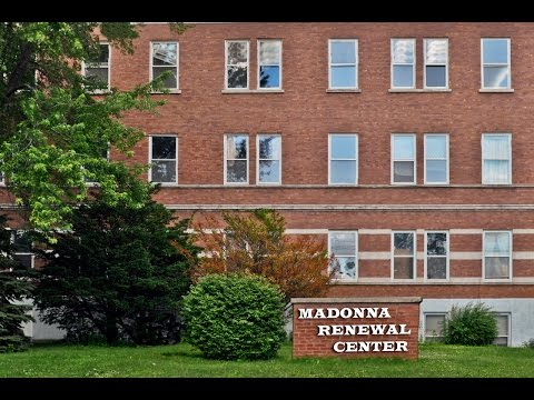 Pre-Renovation Tour of the Madonna Renewal Center