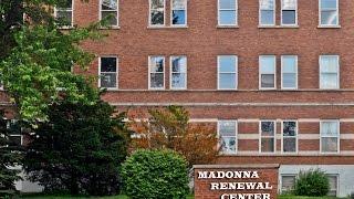 Pre-Renovation Tour of the Madonna Renewal Center