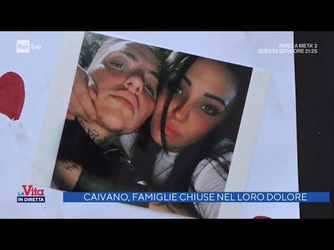 Amore tragico - La Vita in diretta - 17/09/2020