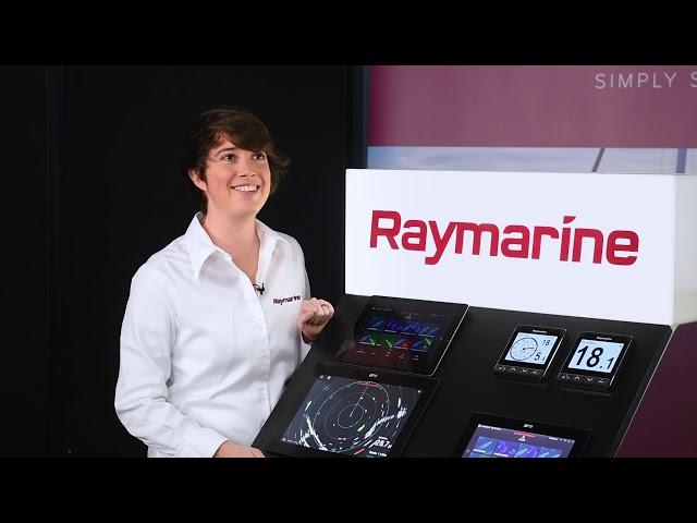 Les écrans multifonctions RAYMARINE AXIOM : encore une nouveauté électronique marine 2021 !