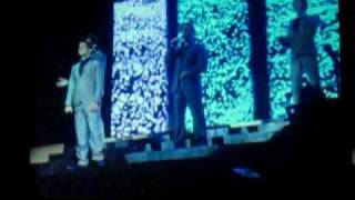 The Winner Takes It All (Va todo al ganador) - Il Divo @ Buenos Aires, Argentina 2009