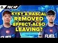 Dallas Fuel Drops Kyky & Rascal - EFFECT Wants Out? - xQc MonteCristo & Fissure React   Akshon Recap