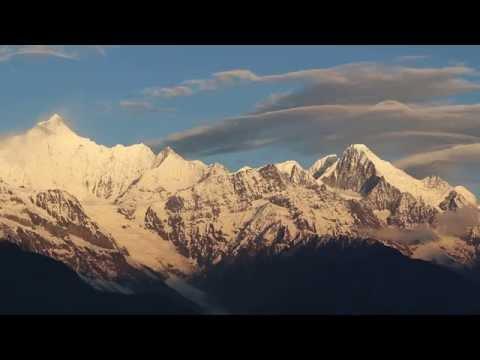 Meili Snow Mountain. Yunnan Province. MVI 6711