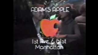The Adam's Apple. Upper Eastside Disco. NYC.