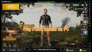 mobile pubg download pc