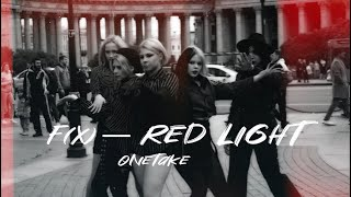 [KPOP IN PUBLIC RUSSIA ONE TAKE] F(x) 에프 엑스 — Red Light danc…