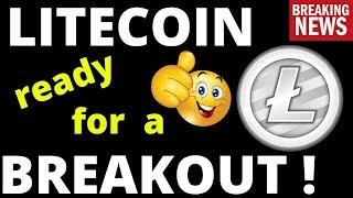 LITECOIN ready to breakout!, litecoin analysis, litecoin price today