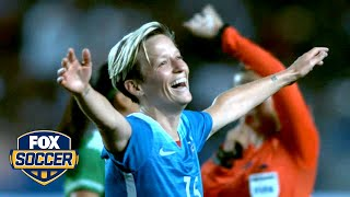 Megan Rapinoe - 2015 FIFA Women's World Cup Feature (Extended Cut)