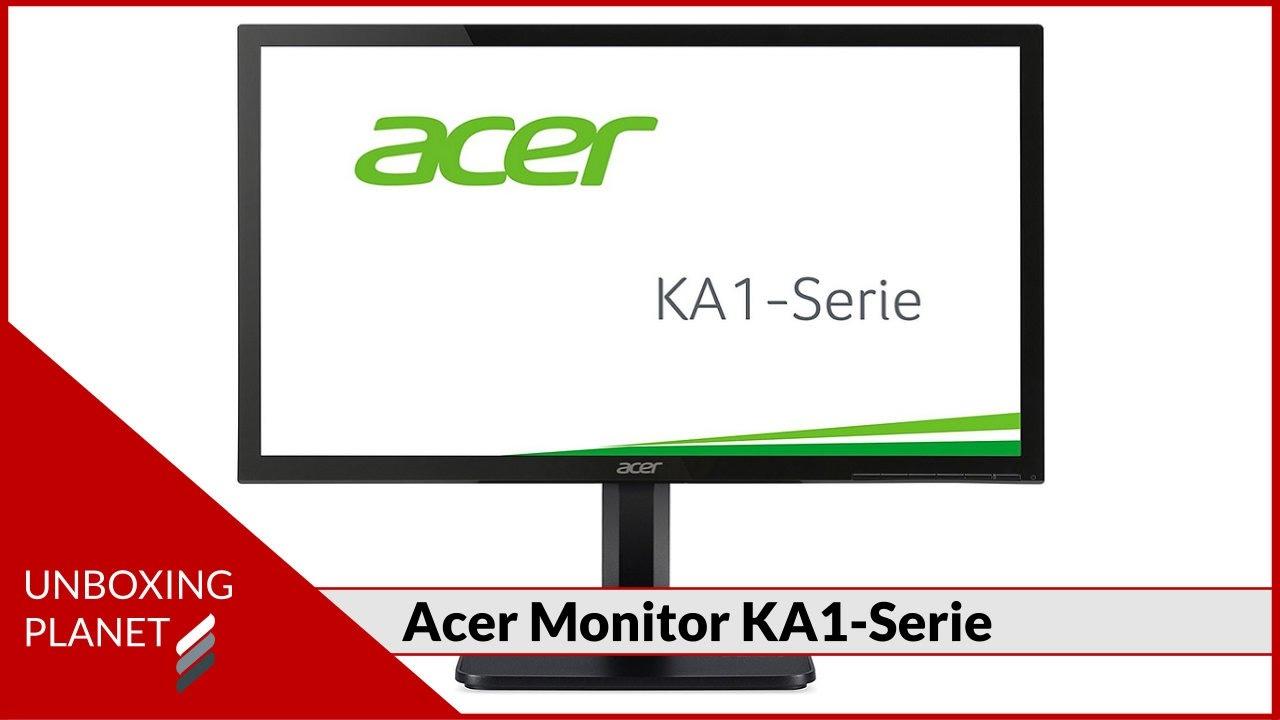 Acer KA241 Drivers Update