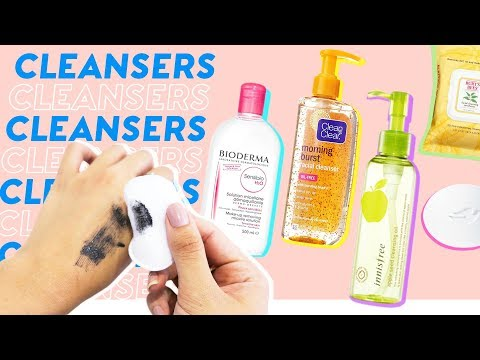 Best natural eye makeup remover for oily skin wash