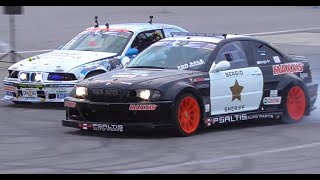 DRIFT 2015 HERAKLION SERGIO VS STEFANAKOS