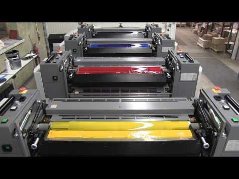 RYOBI 750 XL  à L'imprimerie C.S.P  03500 BAYET