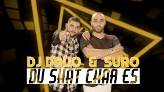 DJ DAVO & SURO // DU SHAT CHAR ES // OFFICIAL MUSIC VIDEO *4K*