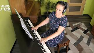 Jack Savoretti - The Way You Said Goodbye   Adelina Piano cover