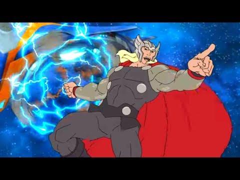 Стражи галактики - мультфильм Marvel – серия 13 сезон 2