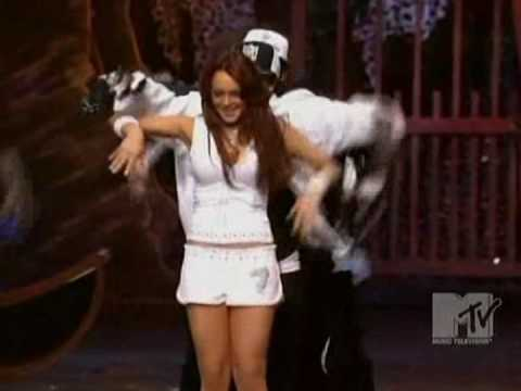 Lindsay lohan - Lohan dance mtv movie awards divx_NEW.avi