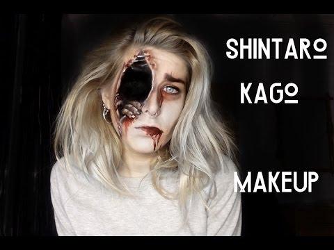 Makeup inspired on SHINTARO KAGO
