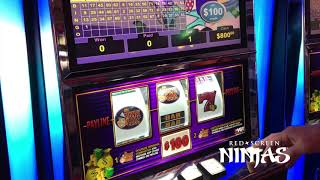 VGT SLOTS - $5,000 ANOTHER HANDPAY JACKPOT!! MR. MONEY BAGS $100 SPINS HIGH LIMIT