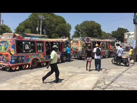 Diaspora Come Home, Part 1, Port-au-Prince - Haiti Travel Doc