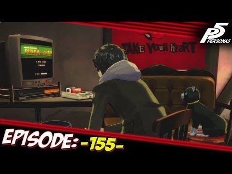 Persona 5 Playthrough Ep 155: Professional Gamer (Golden Finger Trophy)