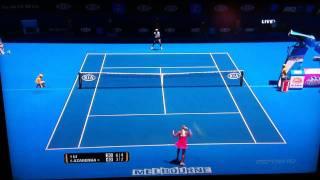 World Class Tennis Grunt