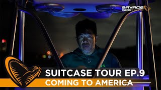 Suitcase Tour - Episode 9 - Coming to America