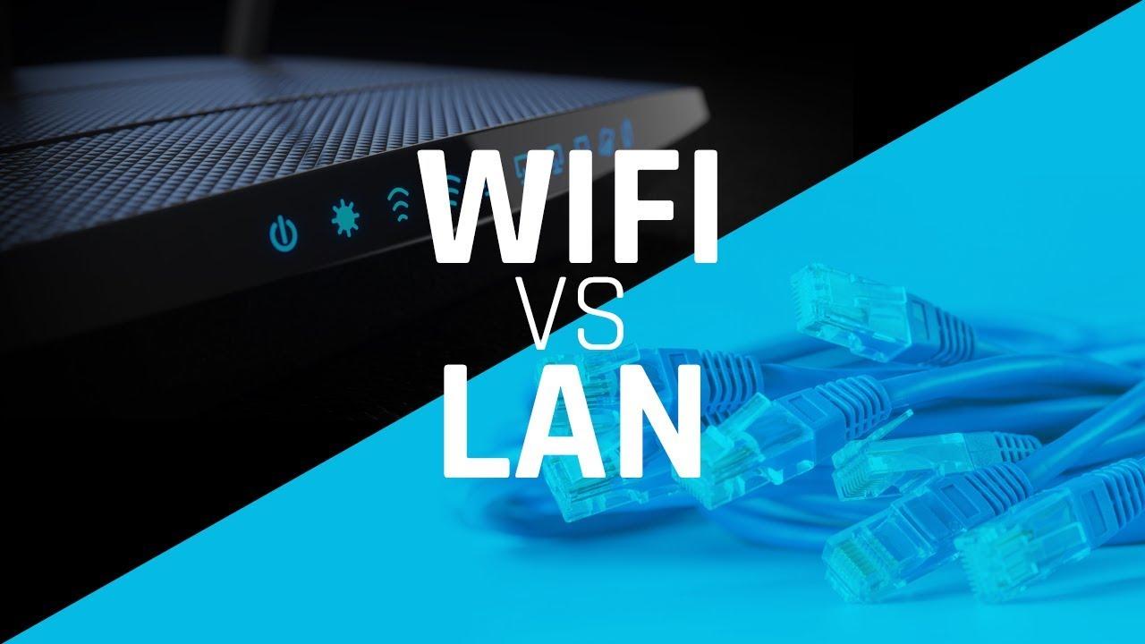 LAN czy WiFi – co lepiej sprawdzi się w grach? | PORADNIK