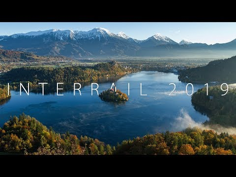 INTERRAIL GUIDE 2019 - How To Travel Europe By Train!