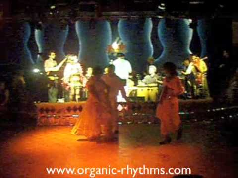 Shayne dancing Rhumba & Bomba