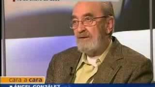 Entrevista a Ángel González en Cara a cara (CNN+) - 3/4