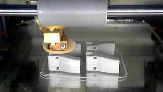 Конец печати. Напечатали на 3D принтере ножки для квадрокоптера. - 2(, 2016-05-11T22:51:04.000Z)