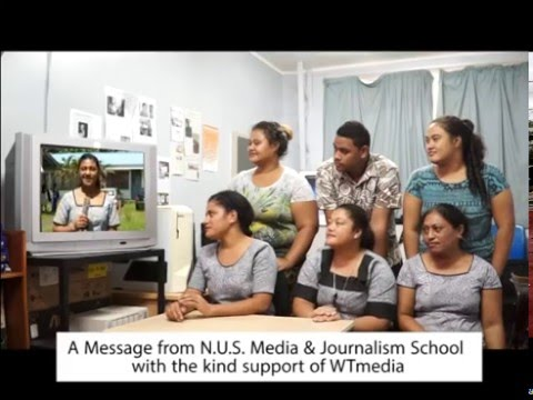 National University of Samoa Media & Journalism School