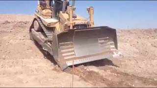 D10T pushing out backyards in vegas
