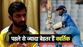 The Man Who Changed Dinesh Kartik's Game I Sports Tak
